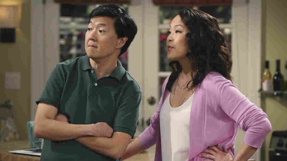 Critics have been hard on Ken Jeong's new sitcom, Dr. Ken, but ratings are solid and ABC has ordered a full season.