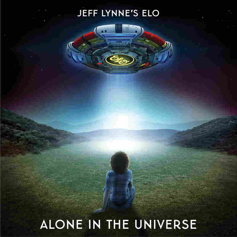 Cover art for Alone In The Universe.