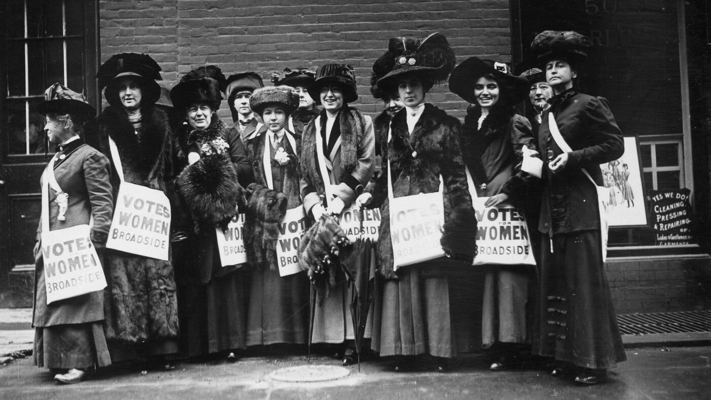 how suffragists used cookbooks as a recipe for subversion the how suffragists used cookbooks as a recipe for subversion the salt