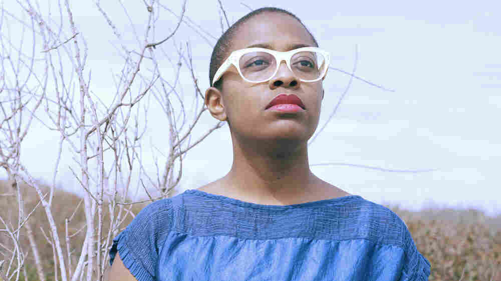 Jazz Singer Cécile McLorin Salvant Doesn't Want To Sound 'Clean And Pretty'