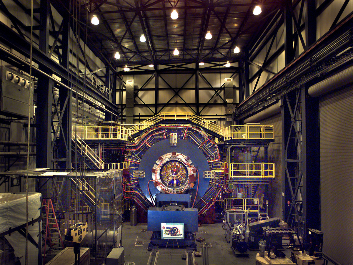Particle Collider Long Island