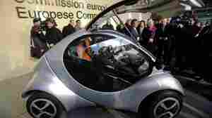 How A Folding Electric Vehicle Went From Car Of The Future To 'Obsolete'