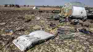 'Explosive Device' May Have Brought Down Russian Airliner, U.K. Says
