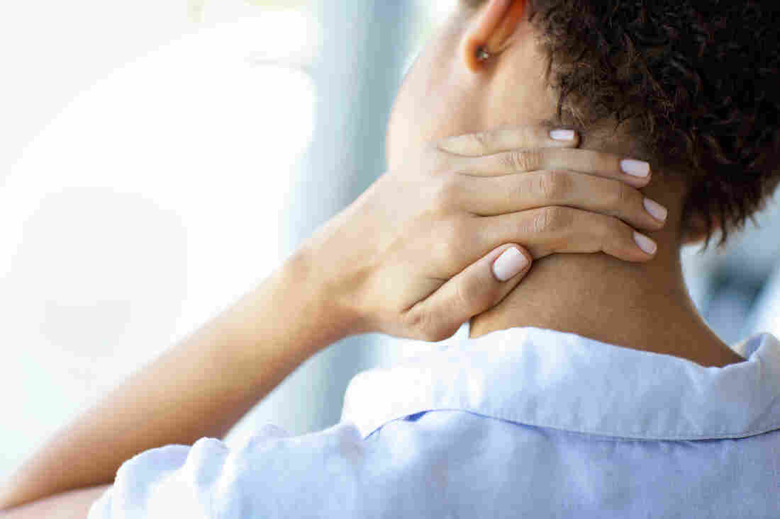 Neck pain can cause a lot of lost work and disability.