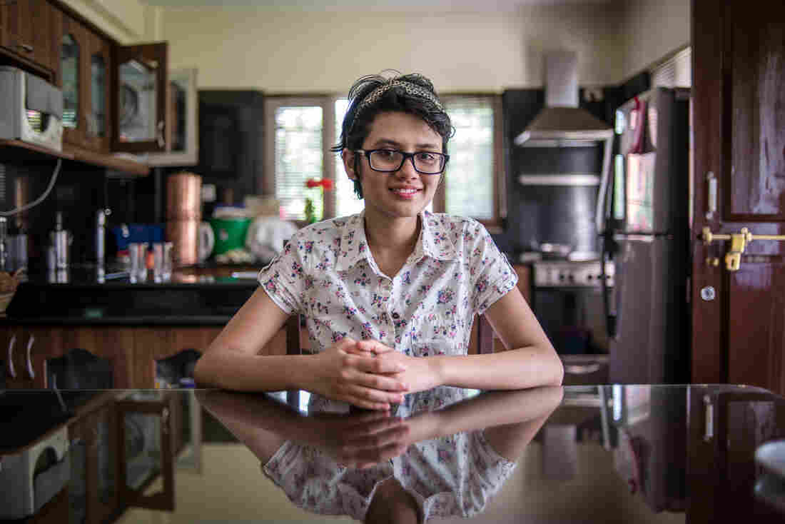 Prakriti Kandel wants to put a halt to menstrual taboos in Nepal — and the discrimination that goes with them.