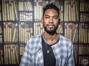 Miguel performs live at KCRW.