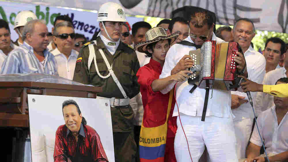 Will Colombia Honor A Beloved Musician Who Was Also A Convicted Killer?