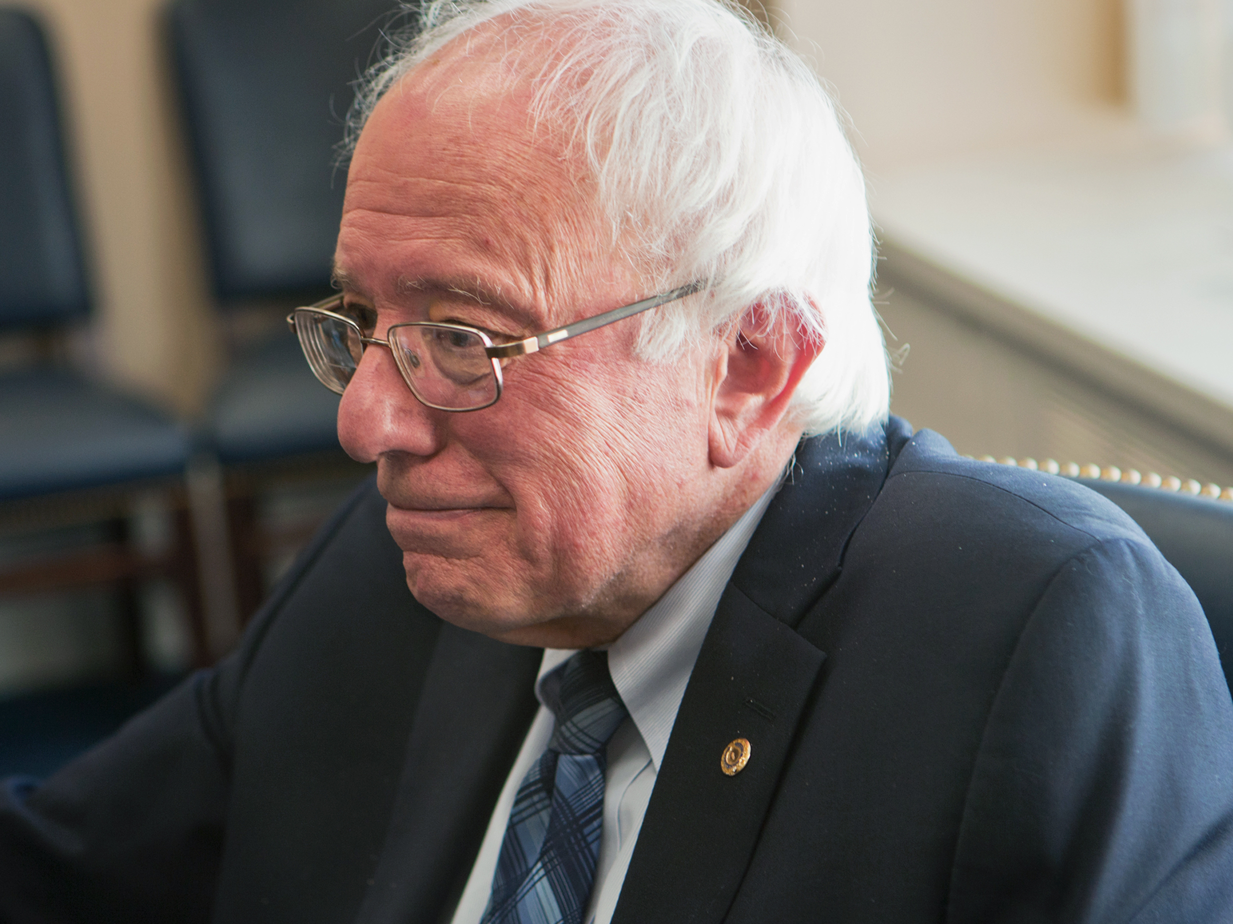 Bernie Sanders, In Full: His Take On Clinton, Socialism And SuperPACs