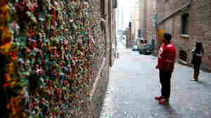 Sticky Situation: Seattle's Famous Gum Wall To Be Melted Clean
