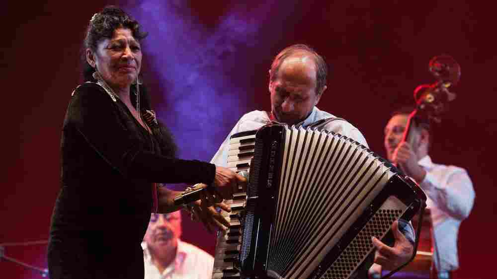 New And Old Sounds From Mexico's Festival Internacional Cervantino