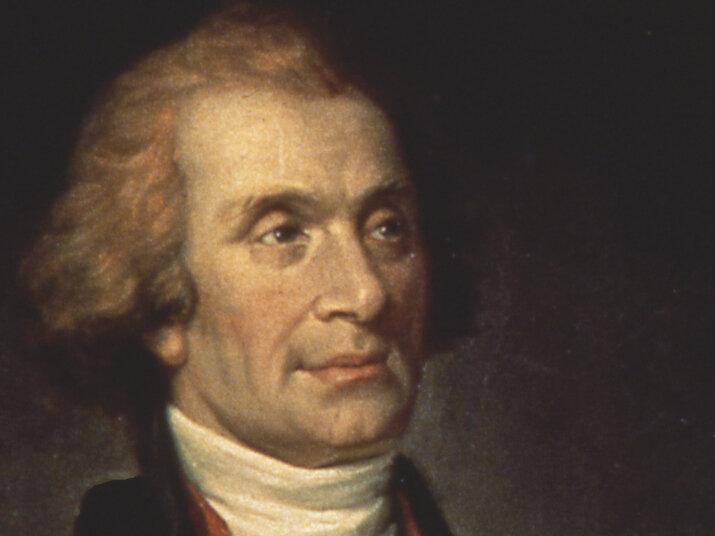 Thomas Jefferson S 10 Rules Of Life Mocked Npr History Dept Npr