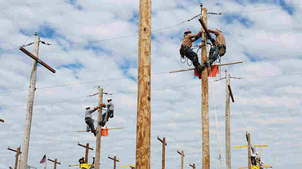 Help Wanted: Must Like Heights And High Voltage