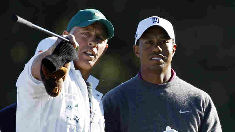 #NPRreads: The Core Of Addiction And The Views Of Tiger Woods' Former Caddie