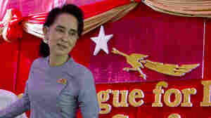 Aung San Suu Kyi's Lofty Goal In Myanmar: To Be 'Above' The President