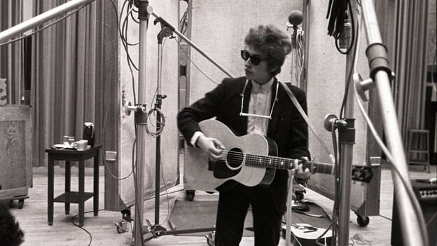 Bob Dylan's new compilation, The Cutting Edge 1965-1966: The Bootleg Series Vol. 12, is out now. (Courtesy of the artist)