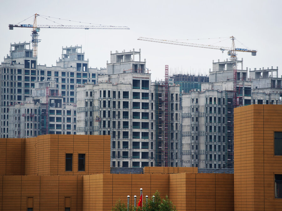 China S Ghost Cities Were Hidden Until Now Goats And Soda Npr