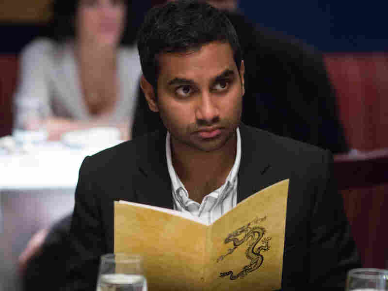Aziz Ansari plays Dev, an Indian-American actor in search of fulfilling roles, in Netflix's Master of None.