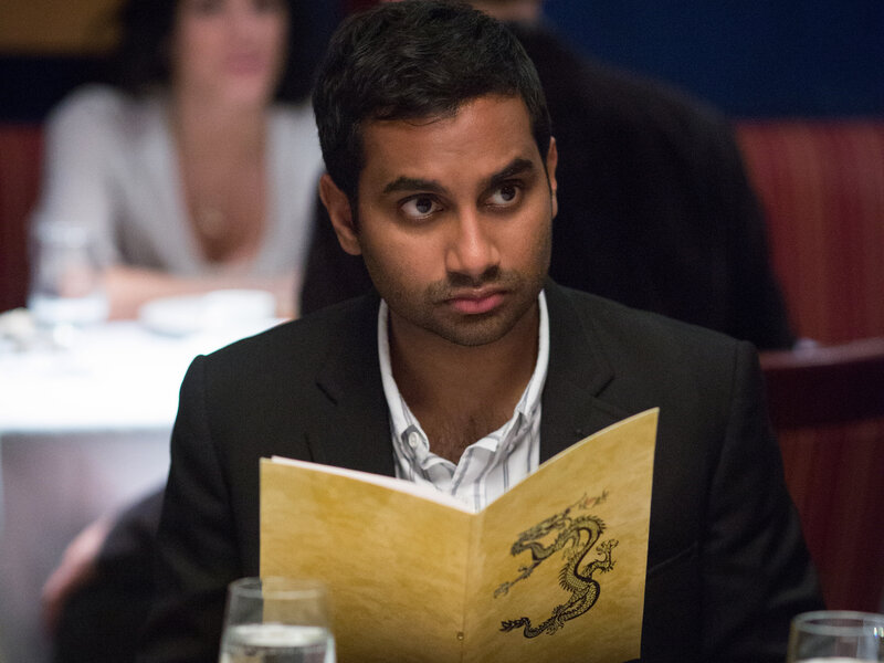 "Aziz Ansari on casting for ""Master of None"" and his Italian filmmaker."
