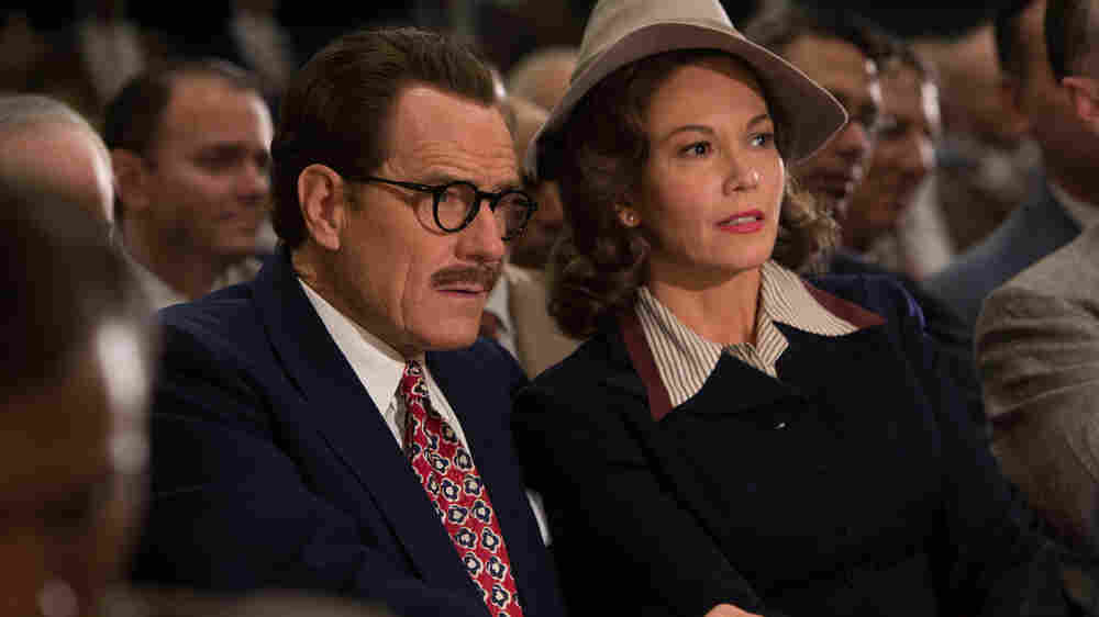 Bryan Cranston Becomes Blacklisted Screenwriter In 'Trumbo' Biopic