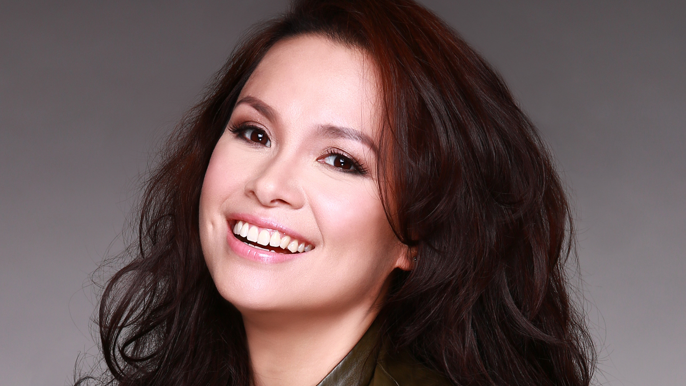 Lea Salonga's Big Break(out): An Allergy Attack At The
