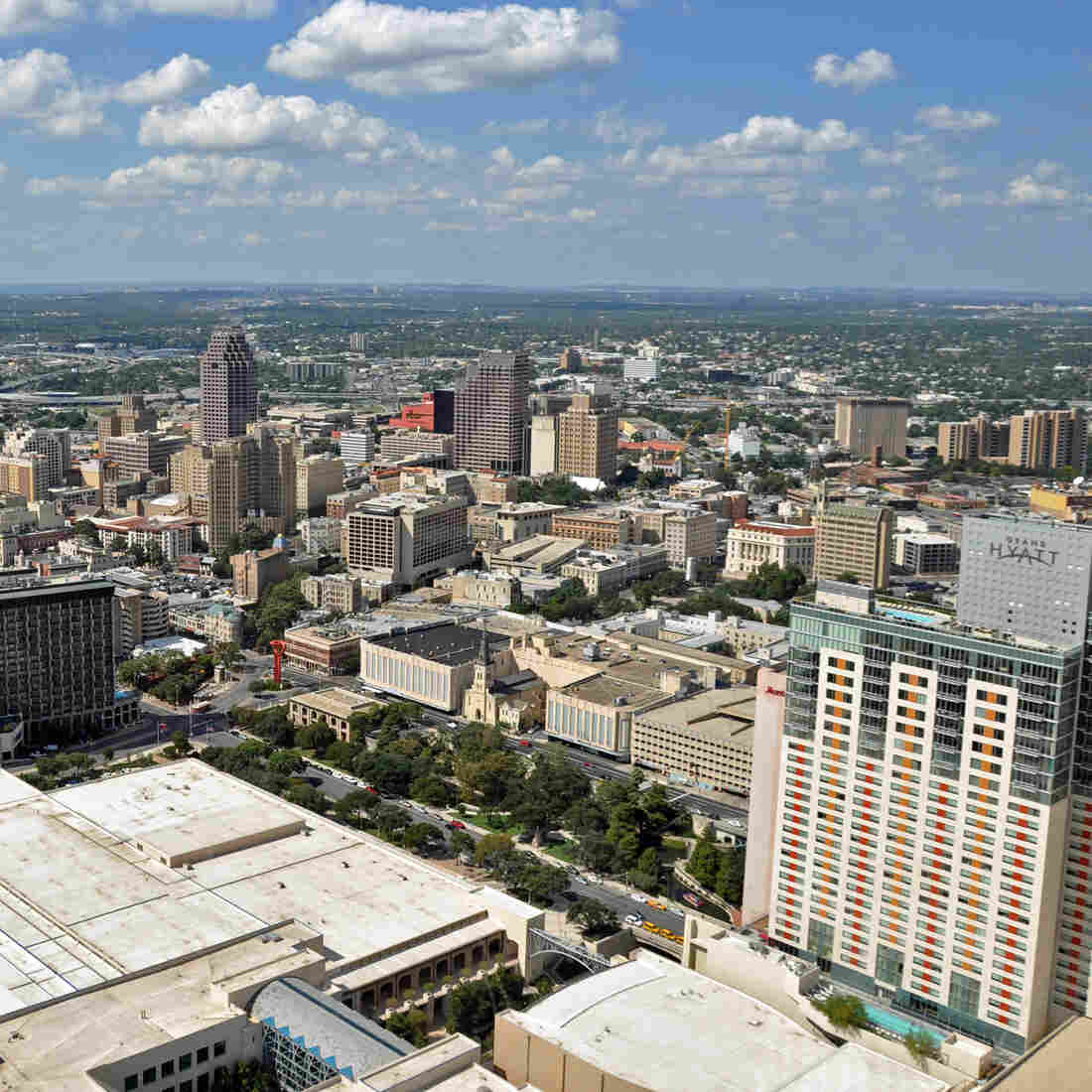In San Antonio, a church-based group is helping to raise the minimum wage for city employees.