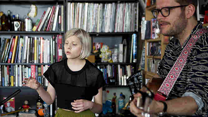 Aurora: Tiny Desk Concert