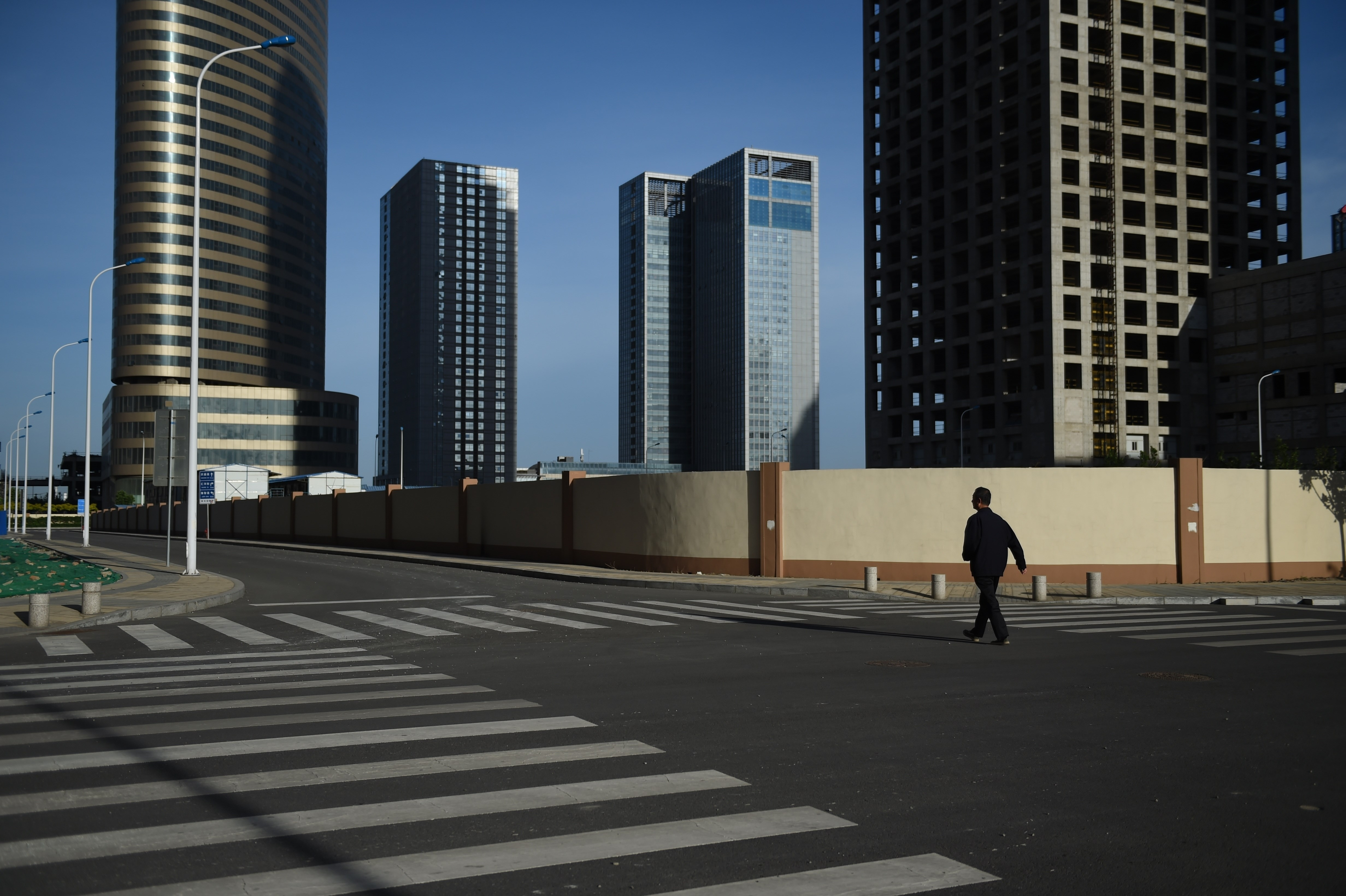 We Know China Has Ghost Cities, But Where Are They Hiding?