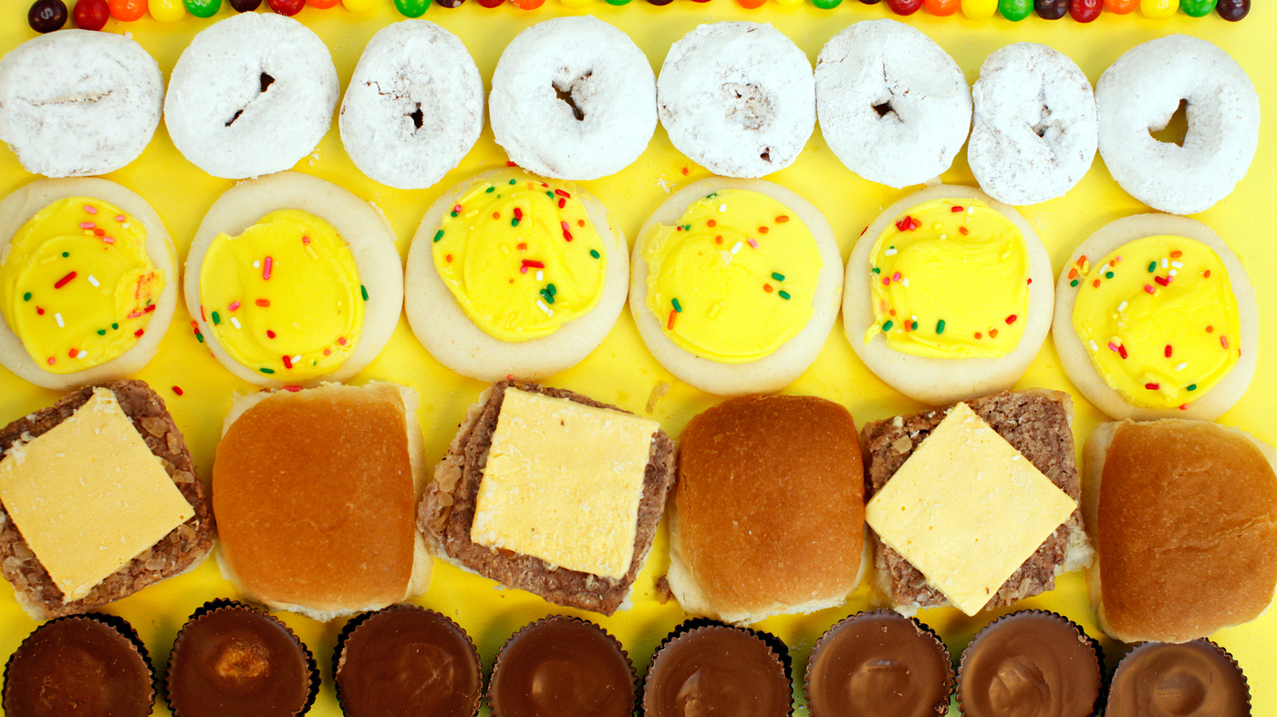 Are Junk Food Habits Driving Obesity A Tale Of Two Studies The Salt Npr
