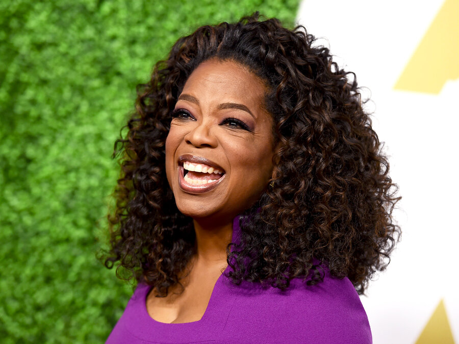 oprah winfrey facts