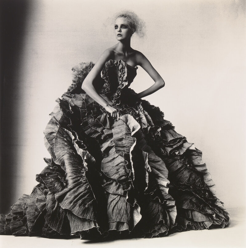 For Irving Penn, Perfect Portraiture Wasn't Just For Fashion