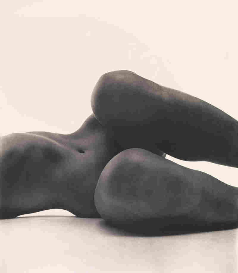 Around the same time he was working for Vogue, Penn spent nights and weekends working on nudes, which were considered pornographic by '50s standards. (Above) Nude No. 58, New York, circa 1950, printed 1976.