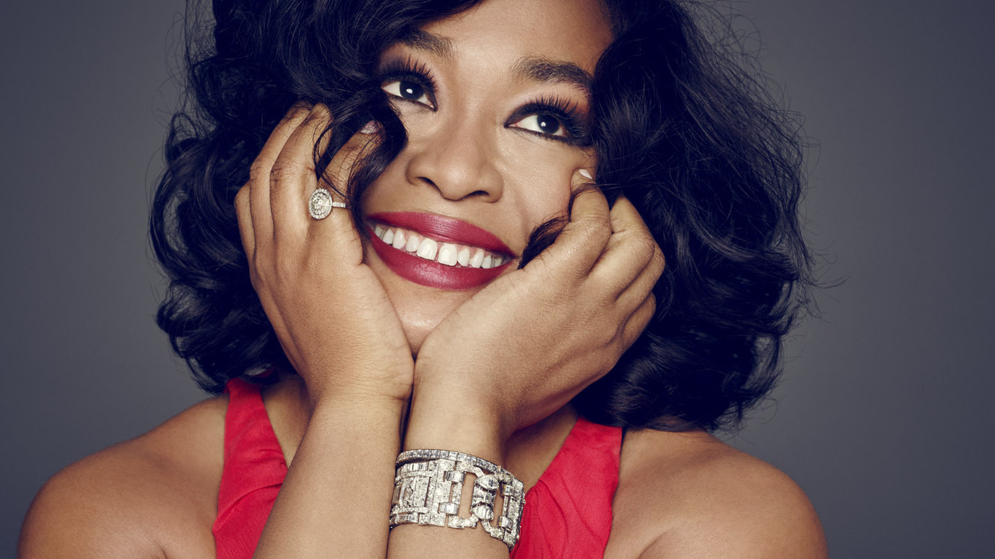 For A Year, Shonda Rhimes Said 'Yes' To All The Things That Scared Her : NPR
