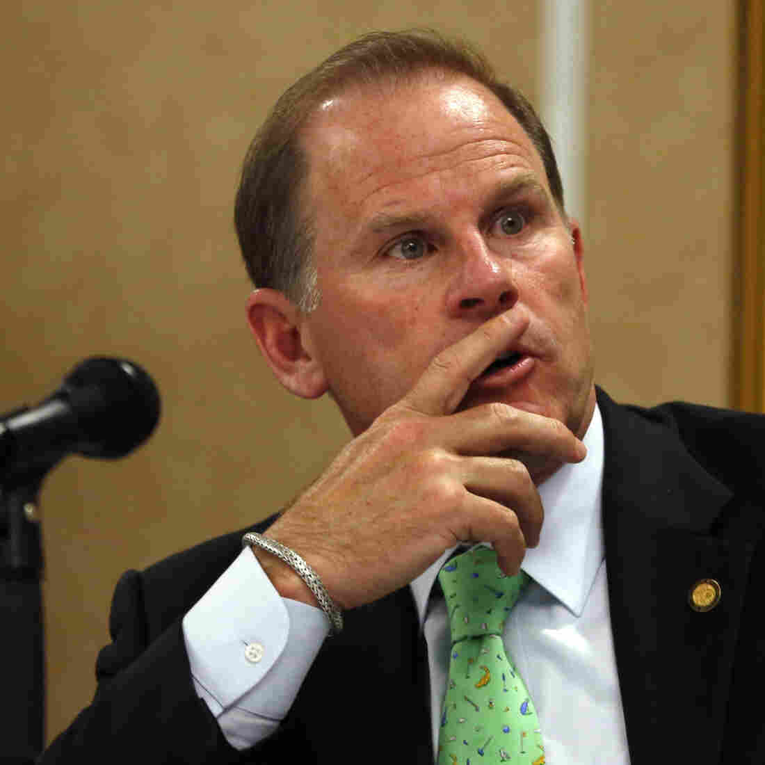 Amid Controversy, University Of Missouri President And Chancellor Step Down