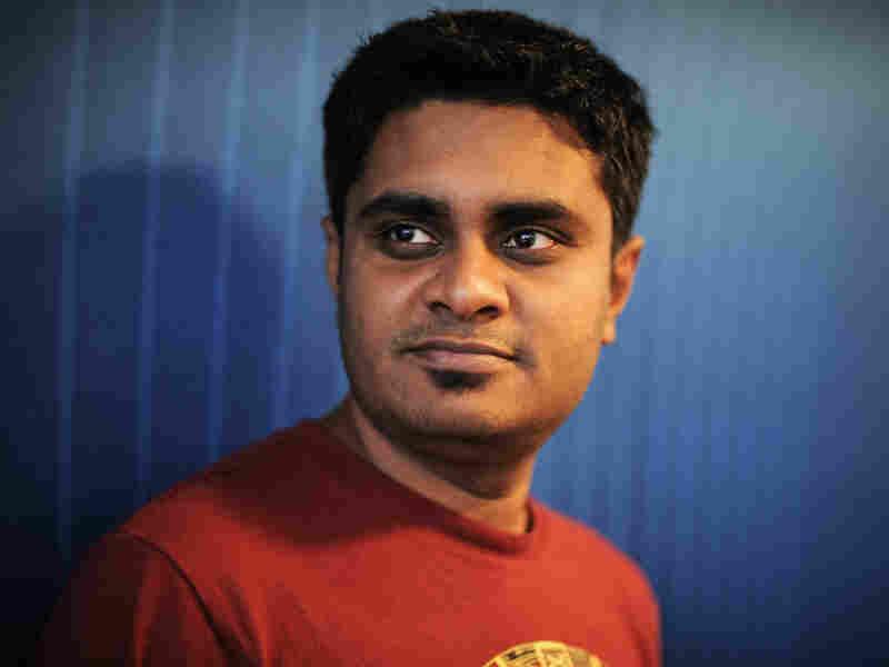 Rubayat Khan, a fellow from Bangladesh, uses technology to spur development.