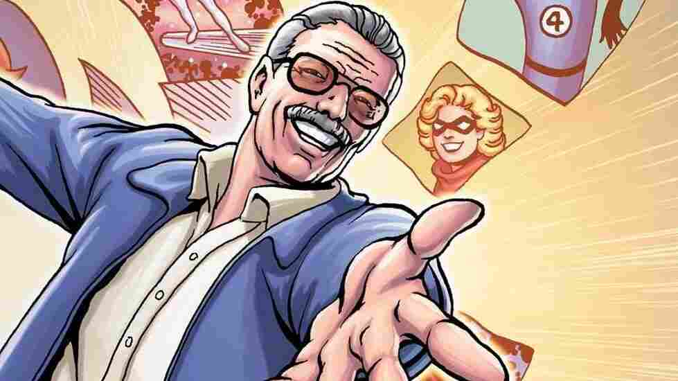 The 'Amazing Fantastic Incredible' Life Of Stan Lee, Now In Comic Form
