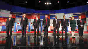Break It Down: NPR Reporters Fact Check The Republican Debate