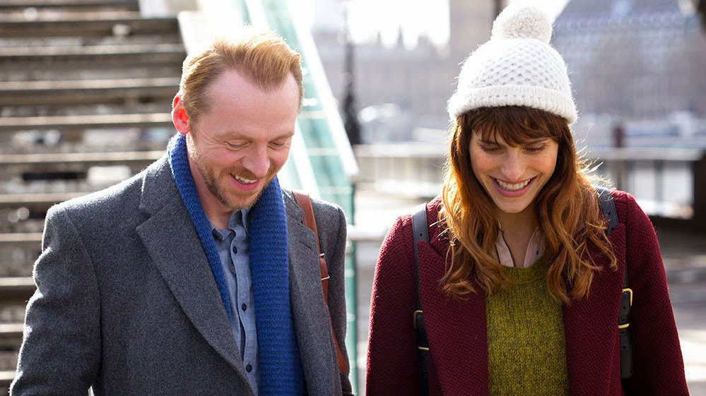 A Smarter Romantic Comedy In 'Man Up'