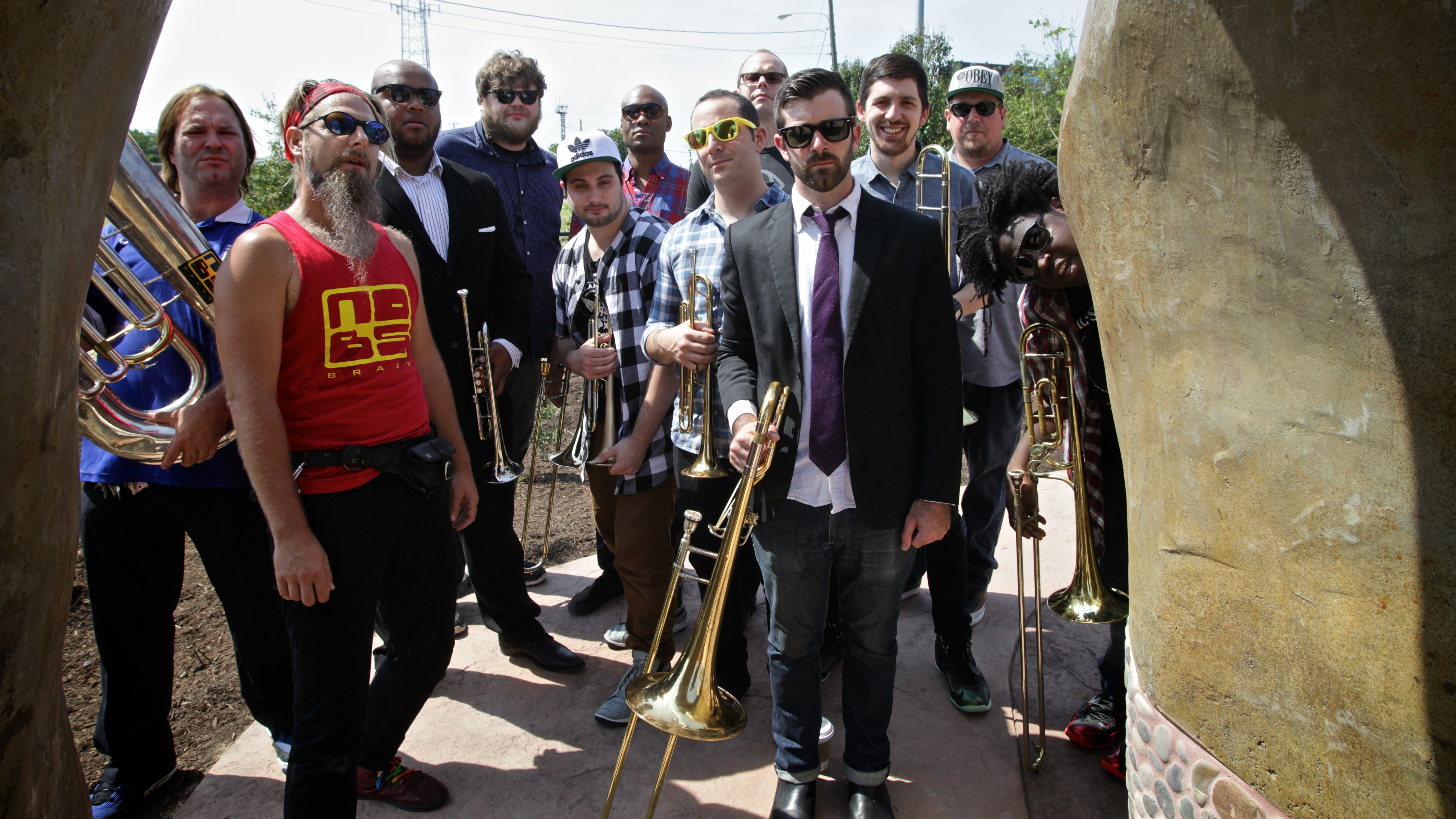 NO BS! Brass Band Transcends The New Orleans Sound