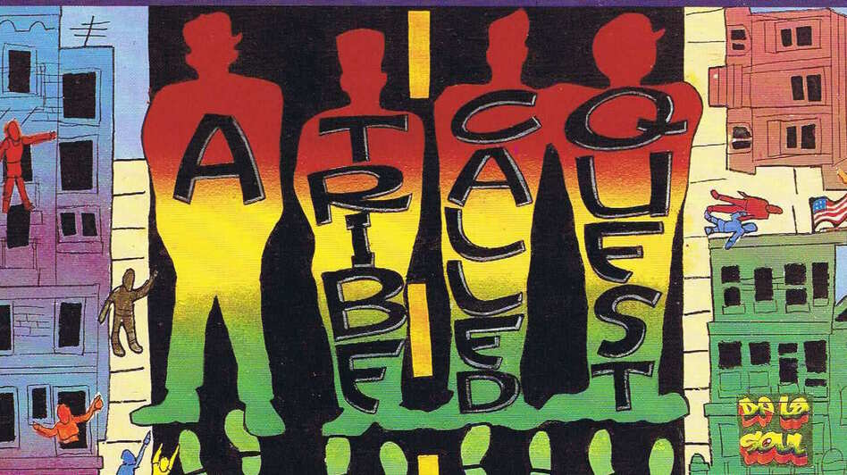A Tribe Called Quest's debut album, People's Instinctive Travels and the Paths of Rhythm, celebrates its 25th anniversary this year. (Courtesy of the artist)