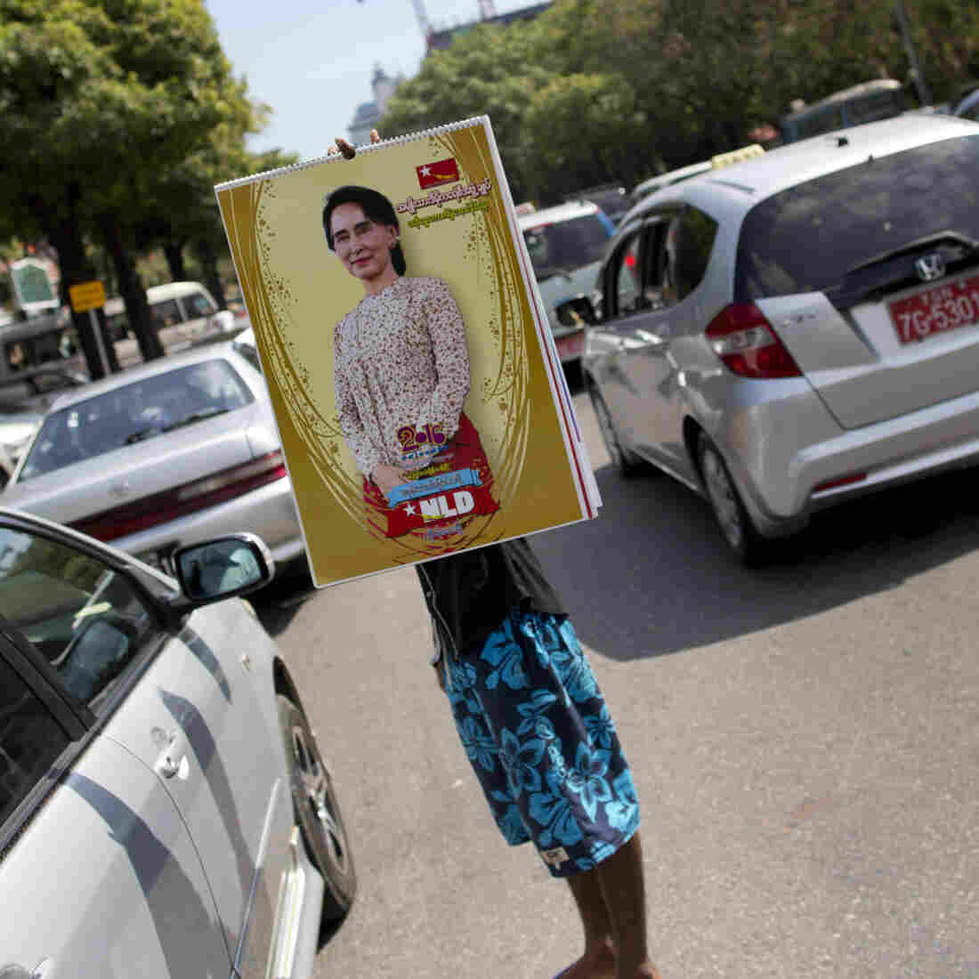 Aung San Suu Kyi's Party Wins Majority In Myanmar's Historic Election