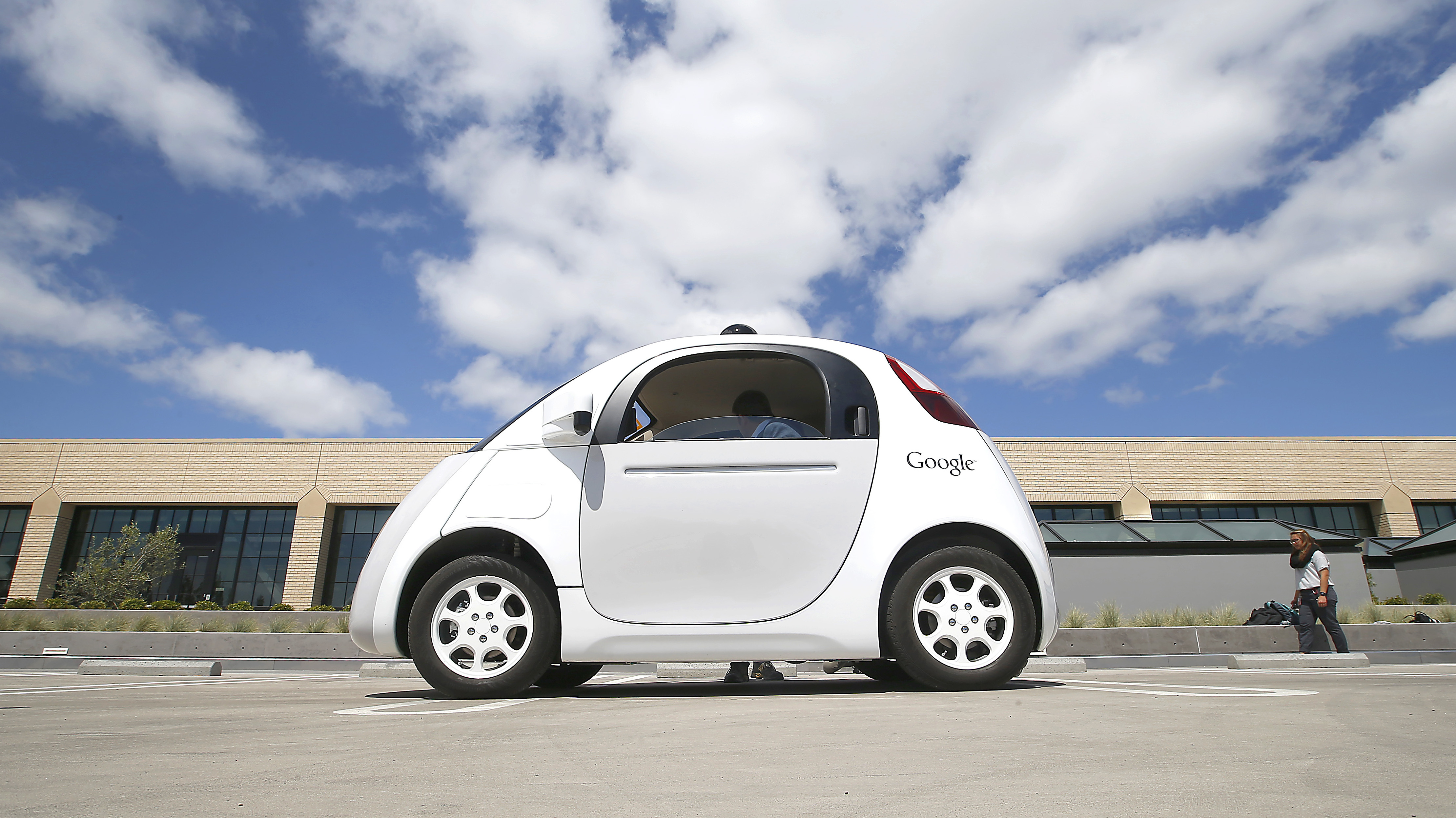 Google's Traffic Stop: A Crash Course In Self-Driving Concerns