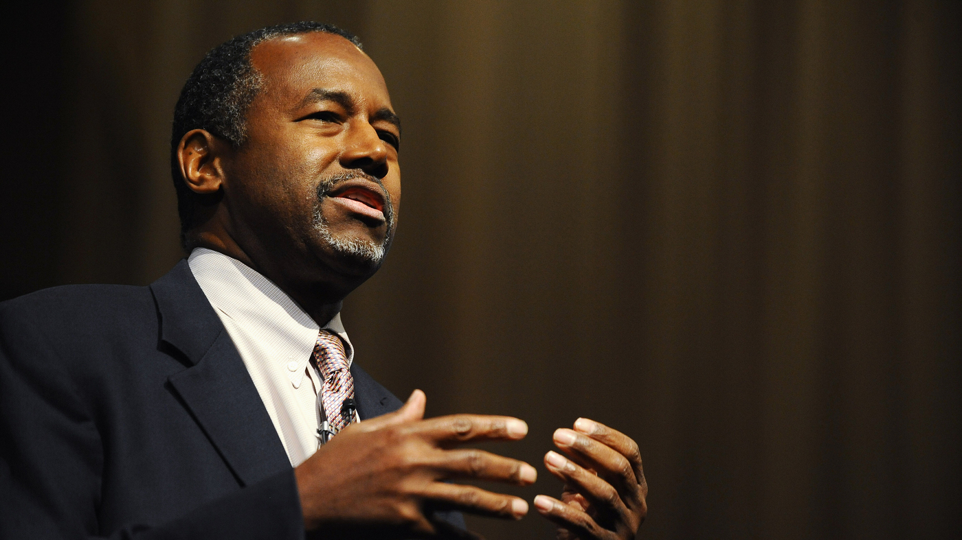 #NPRreads: Ben Carson's Memory And A 14-Year-Old Rock-Climbing Phenom