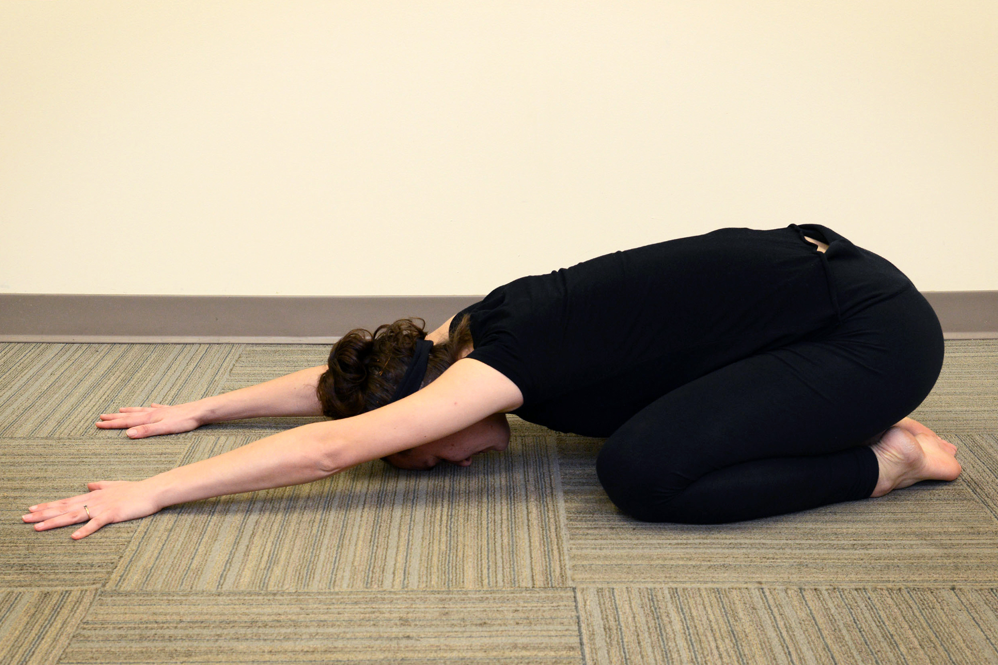Downward Dog And Other Poses Get The Thumbs Up During Pregnancy Shots Health News Npr