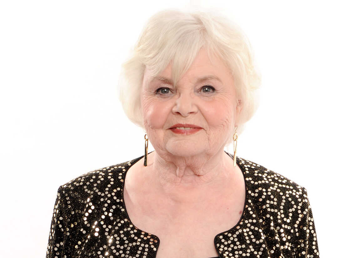 June Squibb poses for a portrait during the 19th Annual Critics' Choice Movie Awards on Jan. 16, 2014, in Santa Monica, Calif.