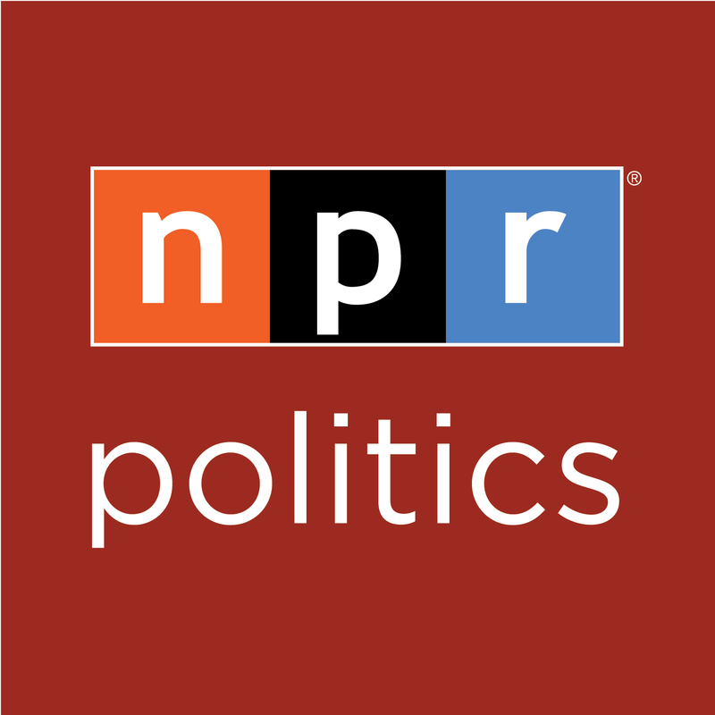 NPR Politics Podcast logo