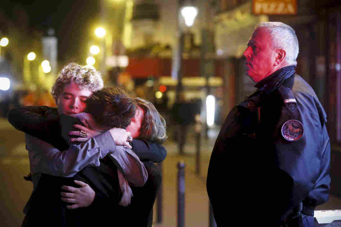 French President Francois Hollande on Saturday blamed the Islamic State for the attacks.