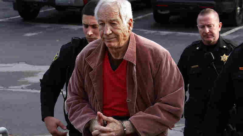 Court Restores Jerry Sandusky's Penn State Pension
