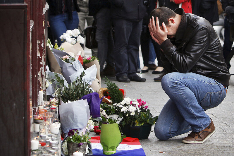 Paris Attacks: What We Know On Saturday : The Two-Way : NPR