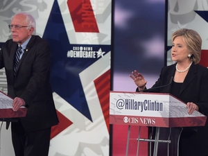 The Democratic presidential candidates took the stage in Des Moines, Iowa for their second debate.