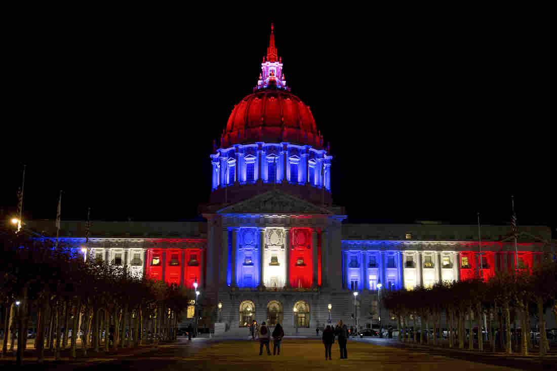 San Francisco City Hall, California.